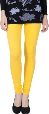 VERMELLO Women's Yellow Leggings