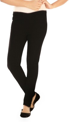 Ebony Women's Black Jeggings