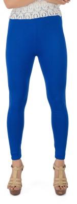 Legrisa Fashion Women's Blue Leggings