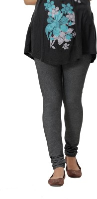 Ankita Women's Black Leggings