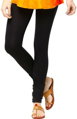 vivancreation Girl's Black Leggings