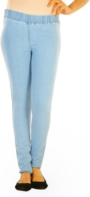 Ebony Women's Light Blue Jeggings
