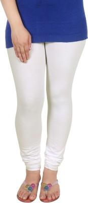 forever19 Women's White Leggings