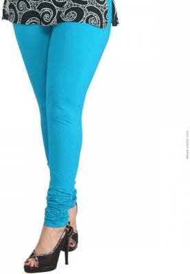 Caddo Women's Light Blue Leggings