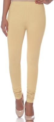 Tejshree Women's Beige Leggings