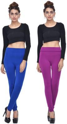 Both11 Women's Blue, Purple Leggings
