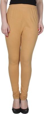 Ajaero Women's Gold Leggings
