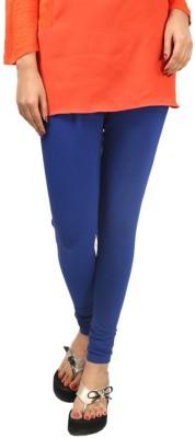 HAPPYSHOPP Women's Blue Leggings
