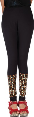 Gagrai Ecom Women's Black Leggings