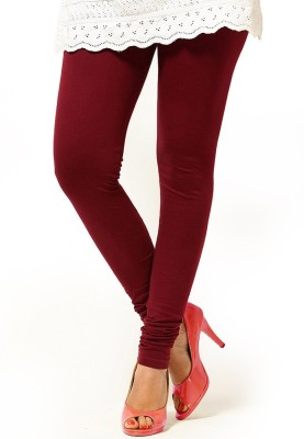 shreemangalammart Girl's Brown Leggings