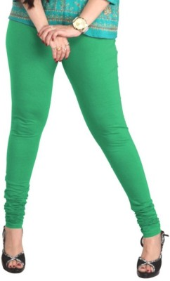 Nishu Design Women's Green Leggings