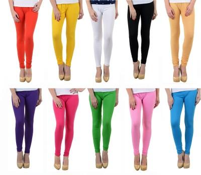 Mynte Women's Multicolor Leggings