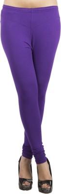 Rama Women,s Purple Leggings