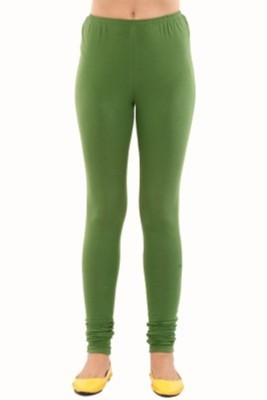 Hirshita Leggingss Women's Green Leggings