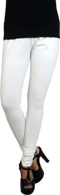Jsa Women's White Leggings
