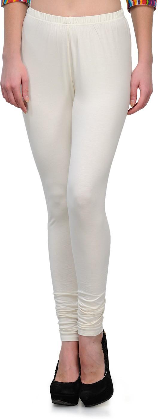 Ffu Womens White Leggings