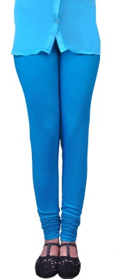 Anubhaviya Women's Blue Leggings
