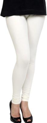 Pannkh Women's White Leggings
