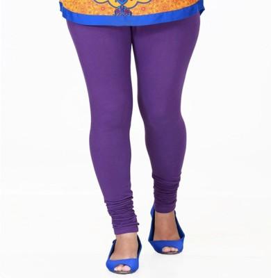 MDS Jeans Women's Purple Leggings