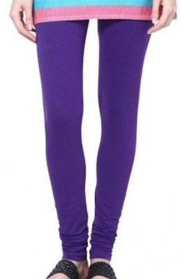 FOXY Women's Purple Leggings