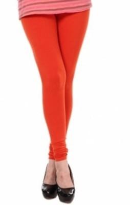 Stylo Junction Women's Red Leggings
