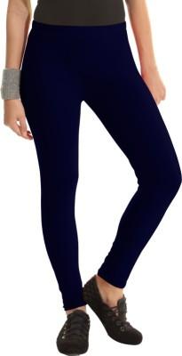 Groversons Women's Blue Leggings