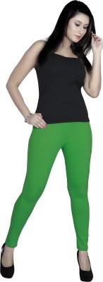 gargi Women's Green Leggings