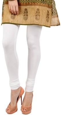 Wens Women's White Leggings