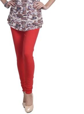 Arshia Women's Red Leggings