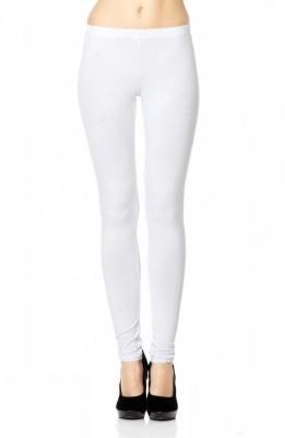 A Quad Women's White Leggings