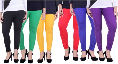 Facere Women's Multicolor Leggings