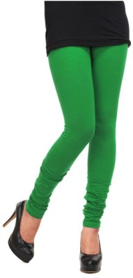 Unicraft Women's Green Leggings