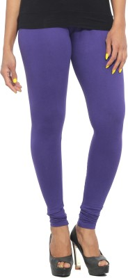 S Vaga Women's Purple Leggings