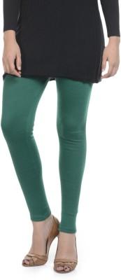 Lavennder Women's Dark Green Leggings