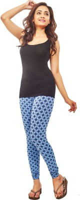 Luca Fashion Women's Blue Leggings