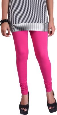 WellFitLook Women's Pink Leggings