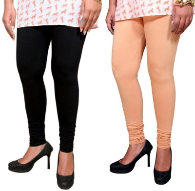 Ansh Fashion Wear Women's Multicolor Leggings