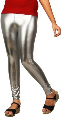 Optionsdesign Women's Silver Leggings
