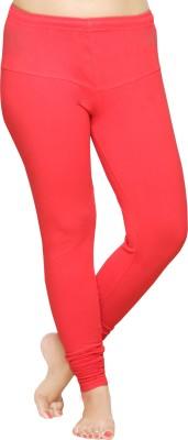 Pomelo Women's Red Leggings