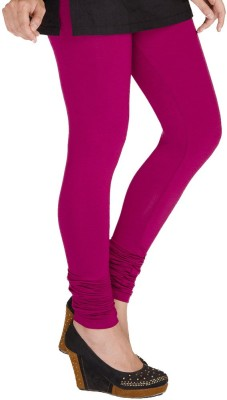 vivancreation Girl's Pink Leggings