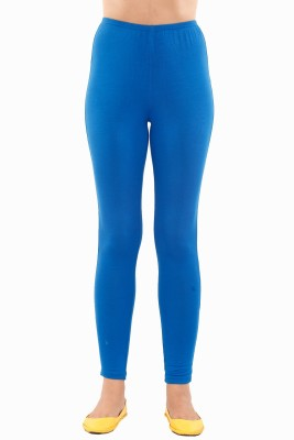 Mustard Women's Blue Leggings