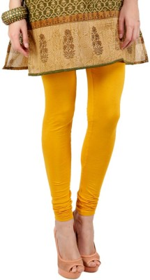 Ridhi Women's Yellow Leggings