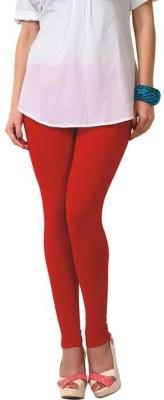 FRONEX INDIA Women's Red Leggings