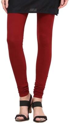 FRONEX INDIA Women's Maroon Leggings