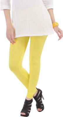 SCJ Women's Yellow Leggings
