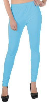 X-Cross Women's Light Blue Leggings