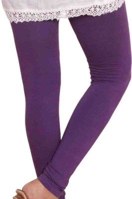 Sakal Enterprises Women's Purple Leggings