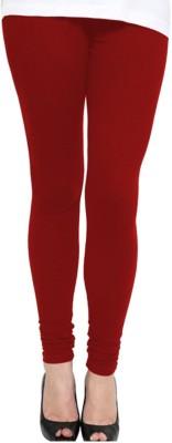 Rupa Softline Women's Maroon Leggings