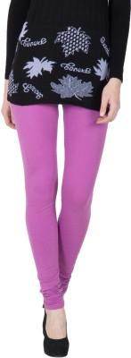 VERMELLO Women's Purple Leggings