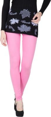VERMELLO Women's Pink Leggings